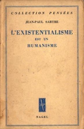 l existencialisme est un humanisme